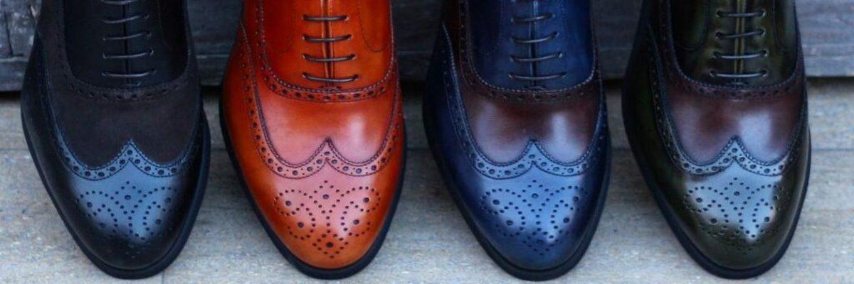 El zapato Oxford. Elegancia y Versatilidad
