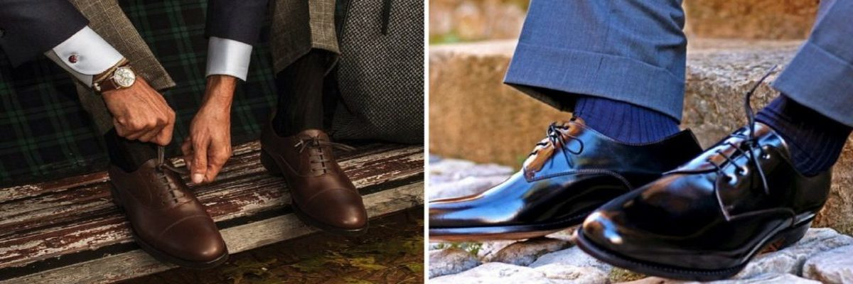 zapatos elegantes para oficina