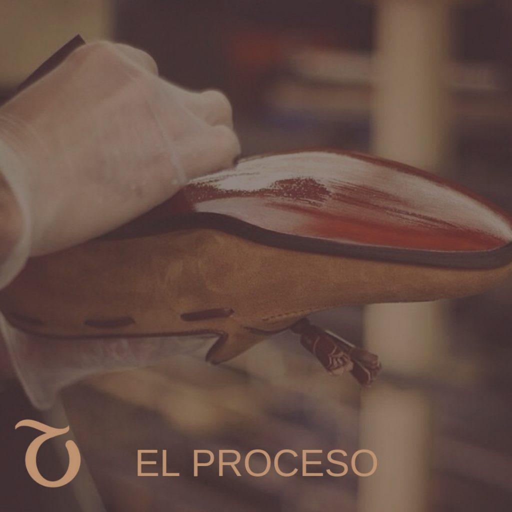 El Proceso - Cambrillón Bespoke Leather