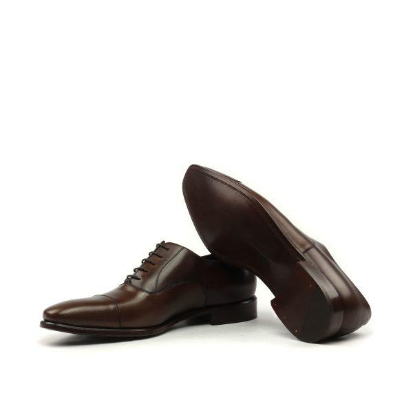 Zapato para hombre Oxford cap toe