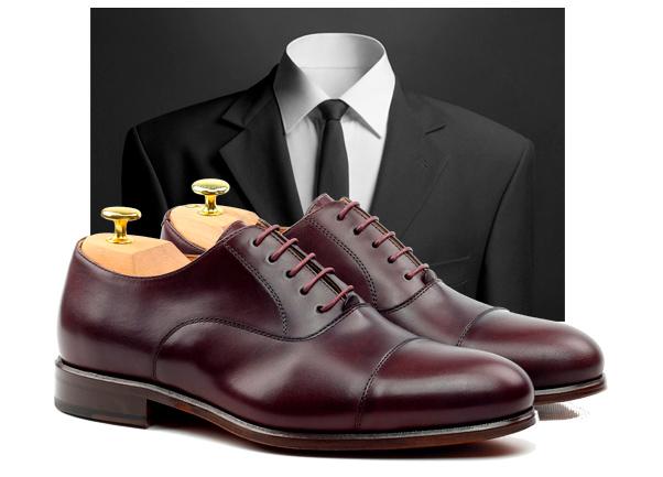 Zapatos artesanales para hombre