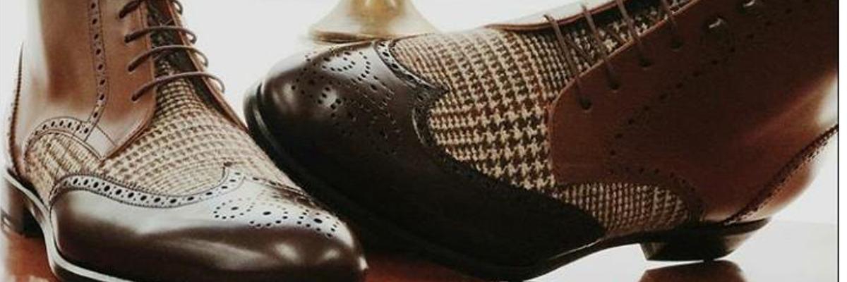 Origen de las botas Balmoral