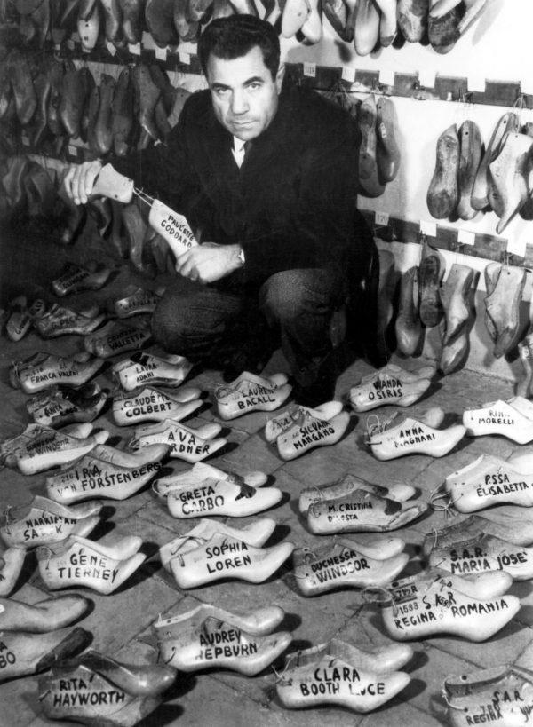 Shoe Lasts. Foto: Salvatore Ferragamo - www.ferragamo.com