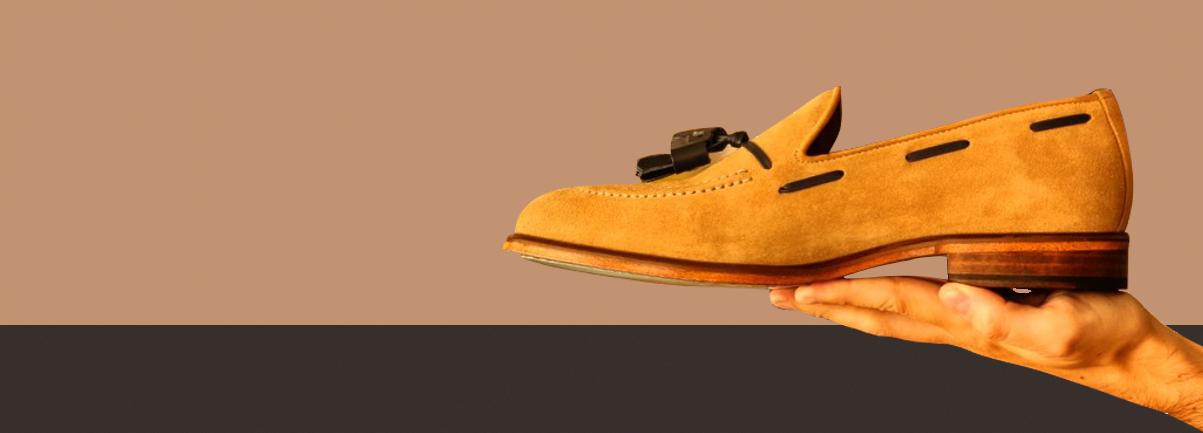 Slippers y Loafers personalizados para hombre Cambrillon