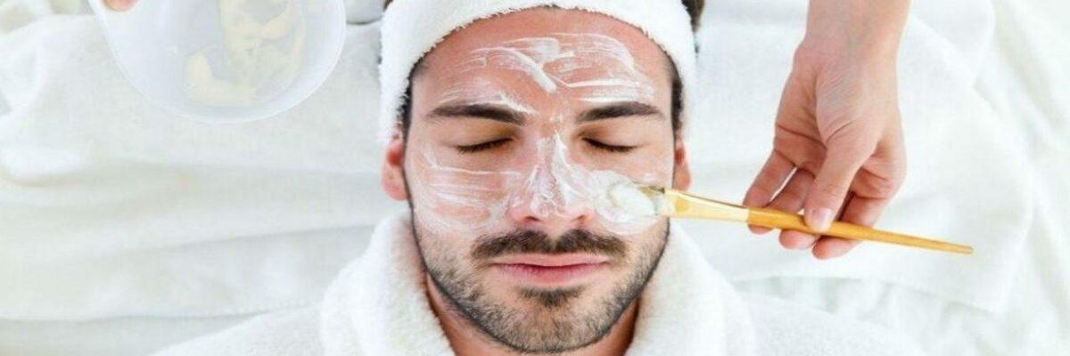 Cuidados faciales para hombre en invierno