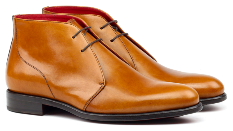 Bespoke Chukka boot Cambrillon