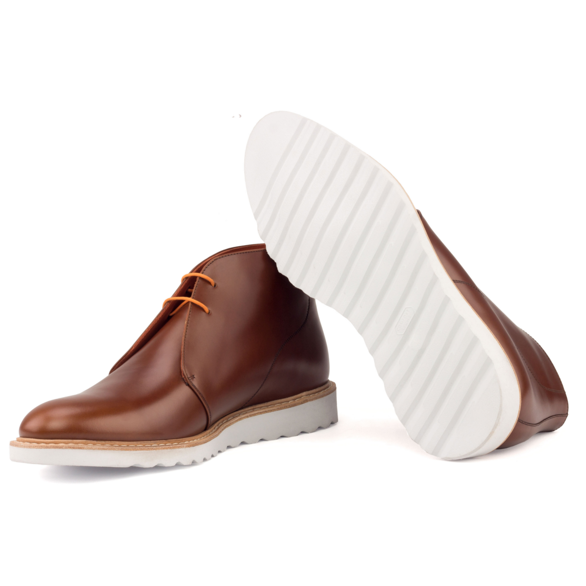 Chukka boot and sport sole