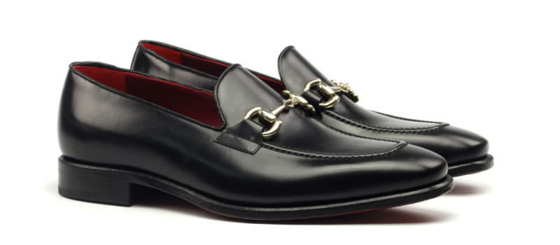 LUCA Gucci Loafer en boxcalf negro_1-6