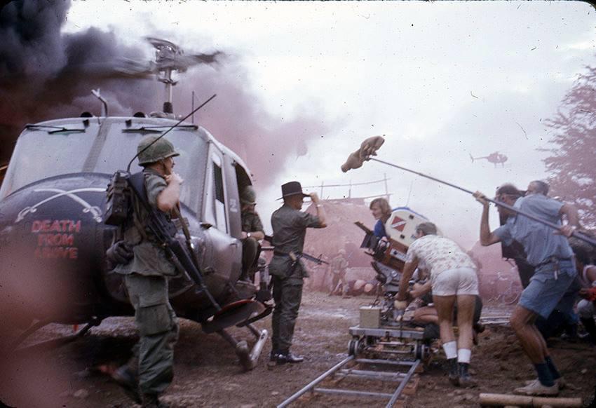 El cine: campo de batalla de la guerra