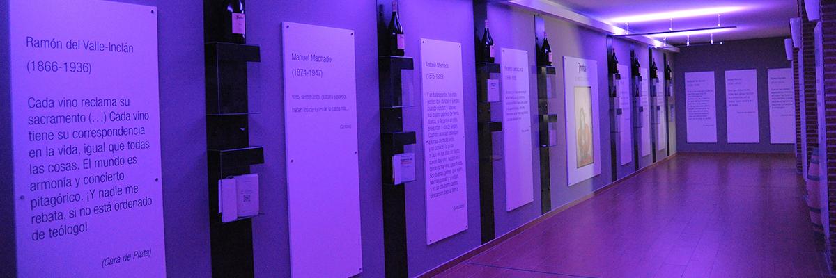 Fusión: Literatura – Vino – Interiorismo