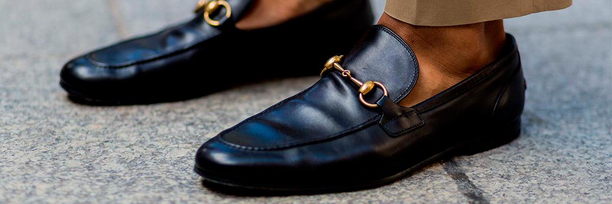 Cómo combinar zapatos Loafer