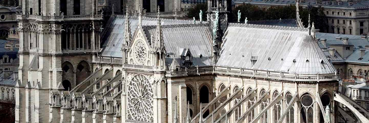 Notre Dame: cuna del cine alemán y estadounidense