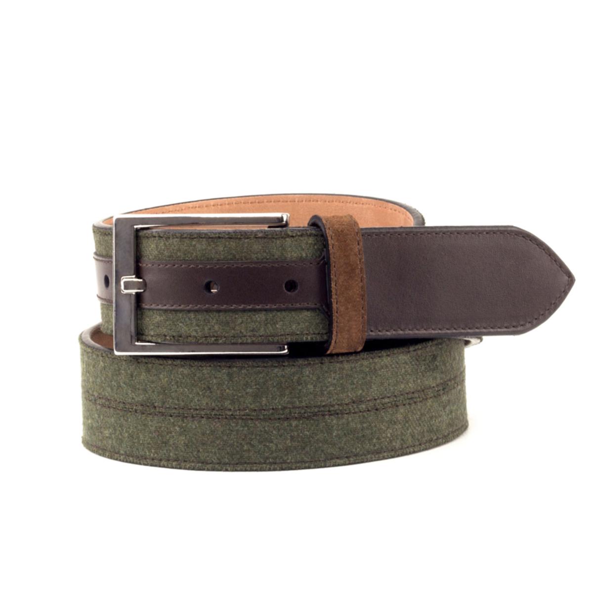 Men's bespoke belt