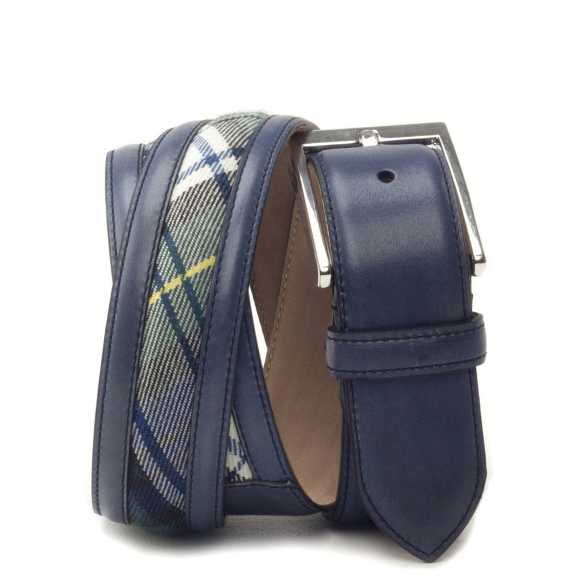 Men's custom made belt Vergara
