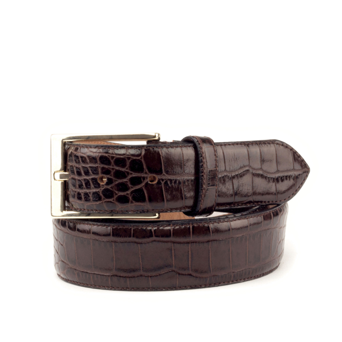 Men's bespoke belt Coello
