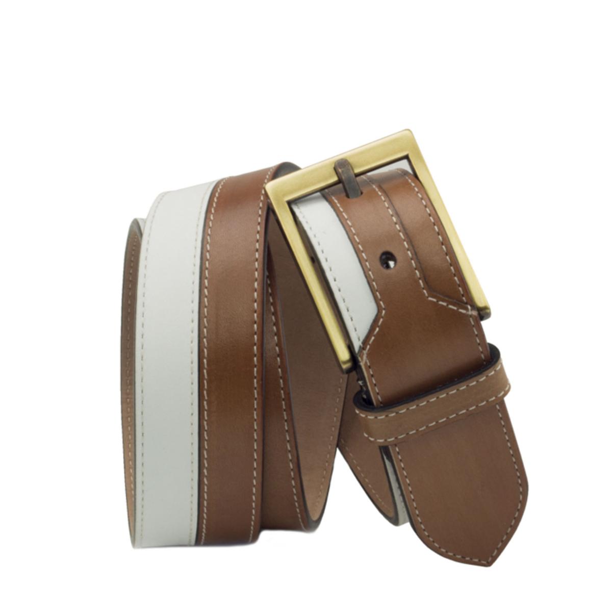 Men's bespoke belt Lagasca