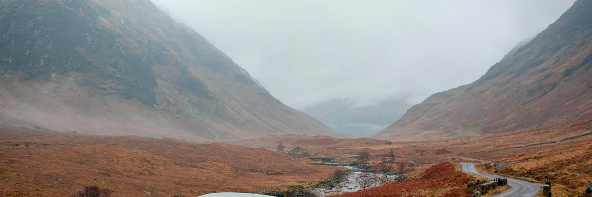 Roadtrip por las Highlands