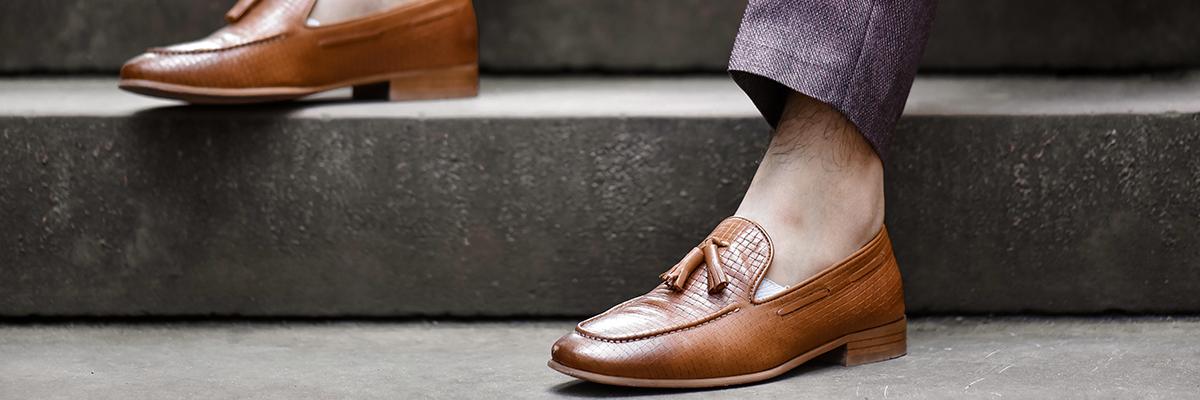How to wear: zapatos loafer en verano