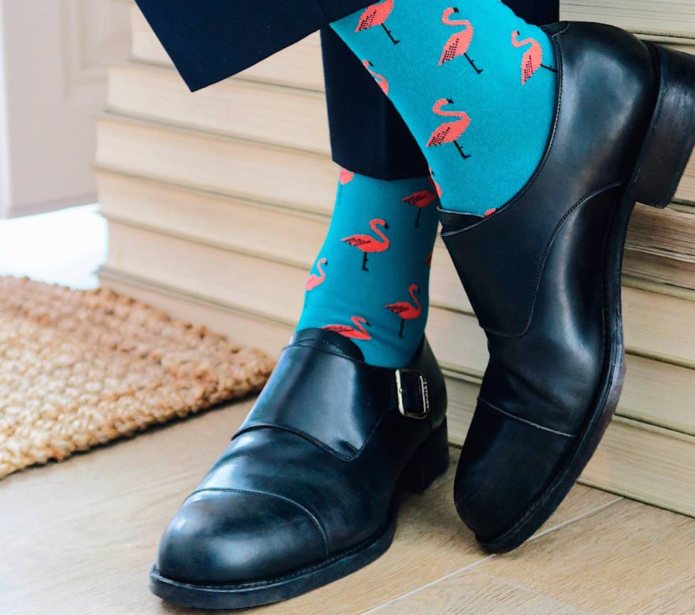 Jimmy Lion socks