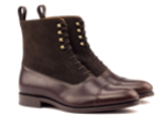 Bespoke Balmoral boot for men Cambrillon