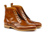 Bespoke Wingtip boot for men Cambrillon