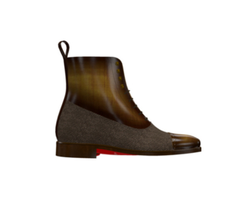 Balmoral Boots by Josh M.
