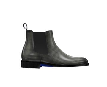Chelsea boot by Judah S.