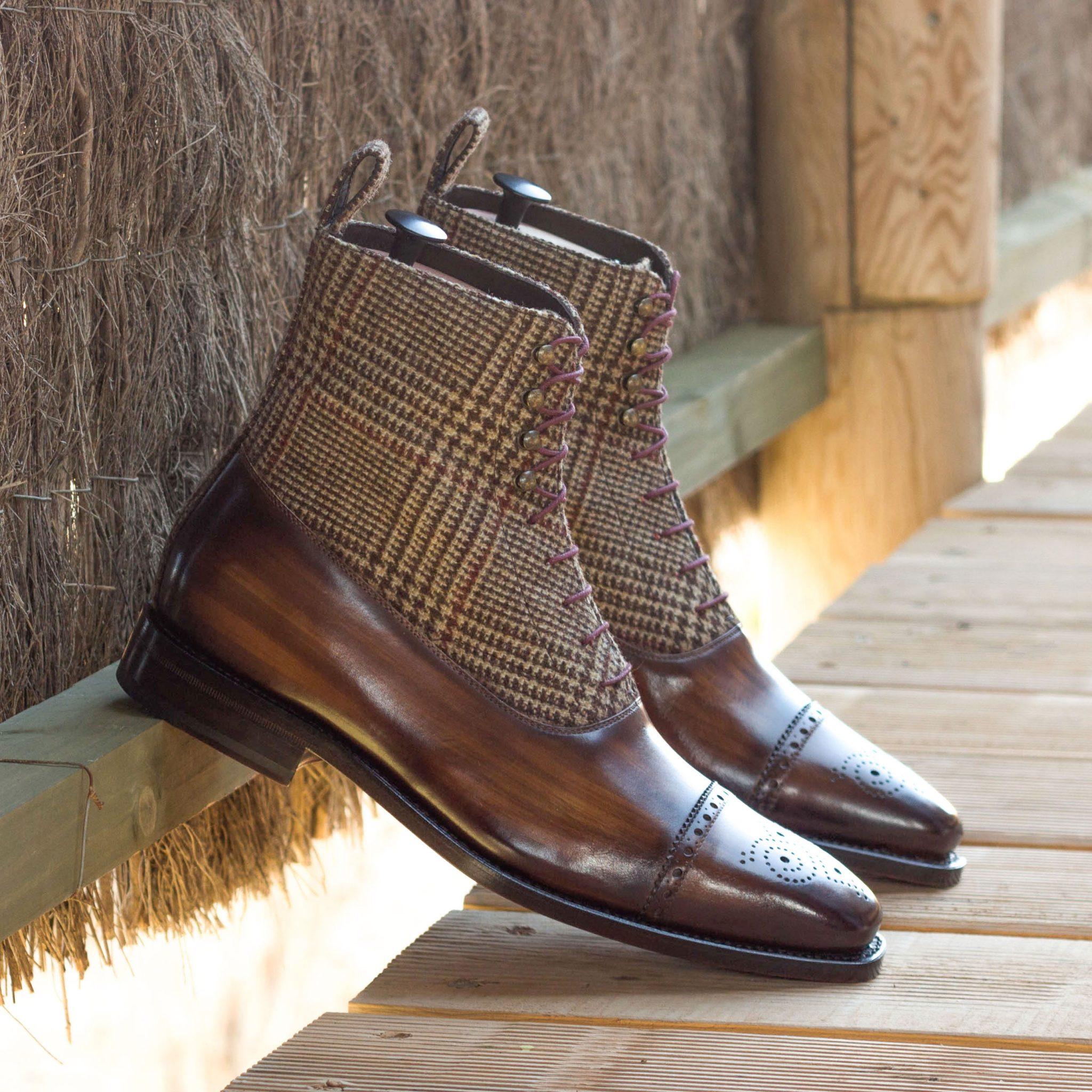 Balmoral Boot by Josh M.