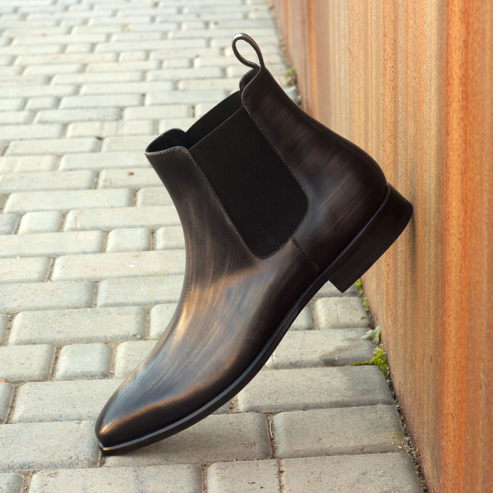 Chelsea boot by Judah S.