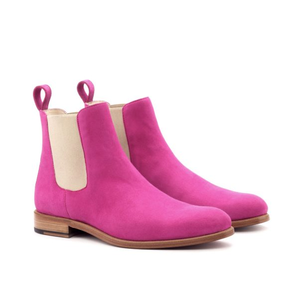 Bespoke Chelsea boots for Women Cambrillon