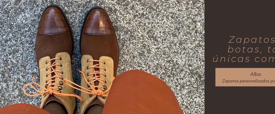 Botas y zapatos de lujo, personalizados para mujer