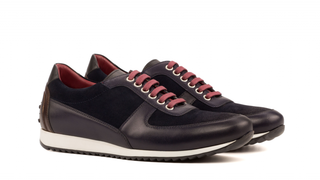 Corsini - Box Calf Navy-Lux Suede Navy-Painted Calf Black-Painted Calf Dark Brown
