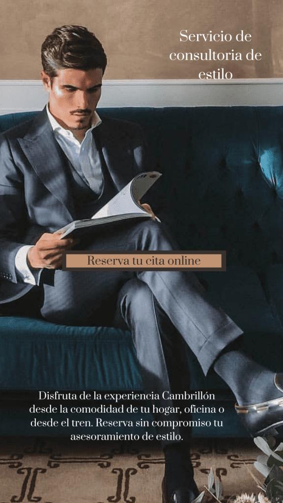 Servicio de consultoría de estilo Cambrillon