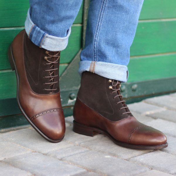 Bespoke Balmoral Boots Cambrillon