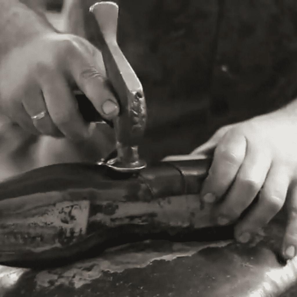 Cambrillon Lasting handmade shoes