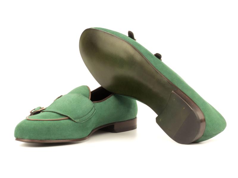 Monk-Slipper-para-hombre-en-ante-verde-Cambrillon-3.png