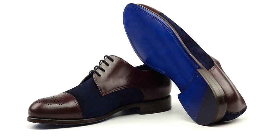 Bespoke and customised shoes for men