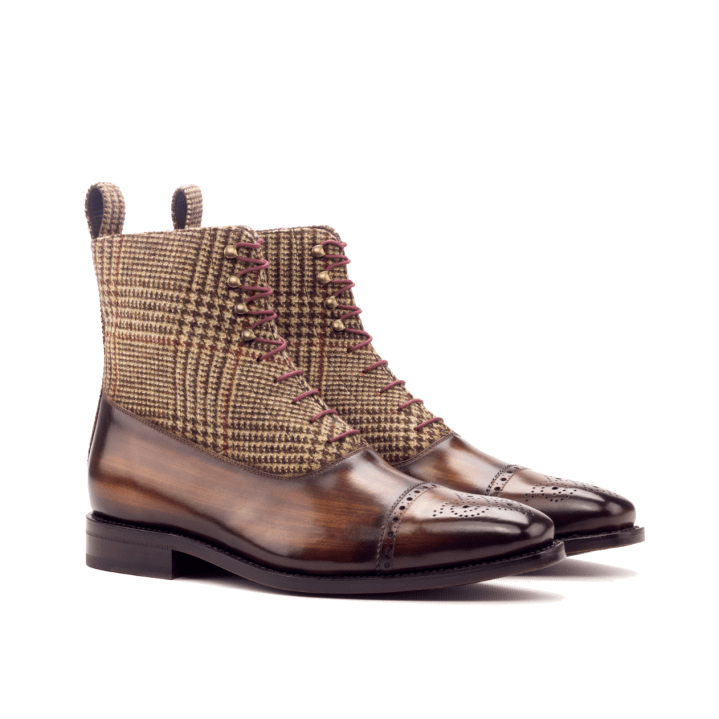 Balmoral Boot Goddyear Welted Cambrillon