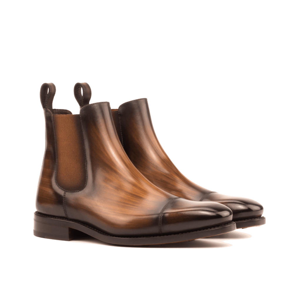 Chelsea Boot for men Goodyear Welted by Cambrillon