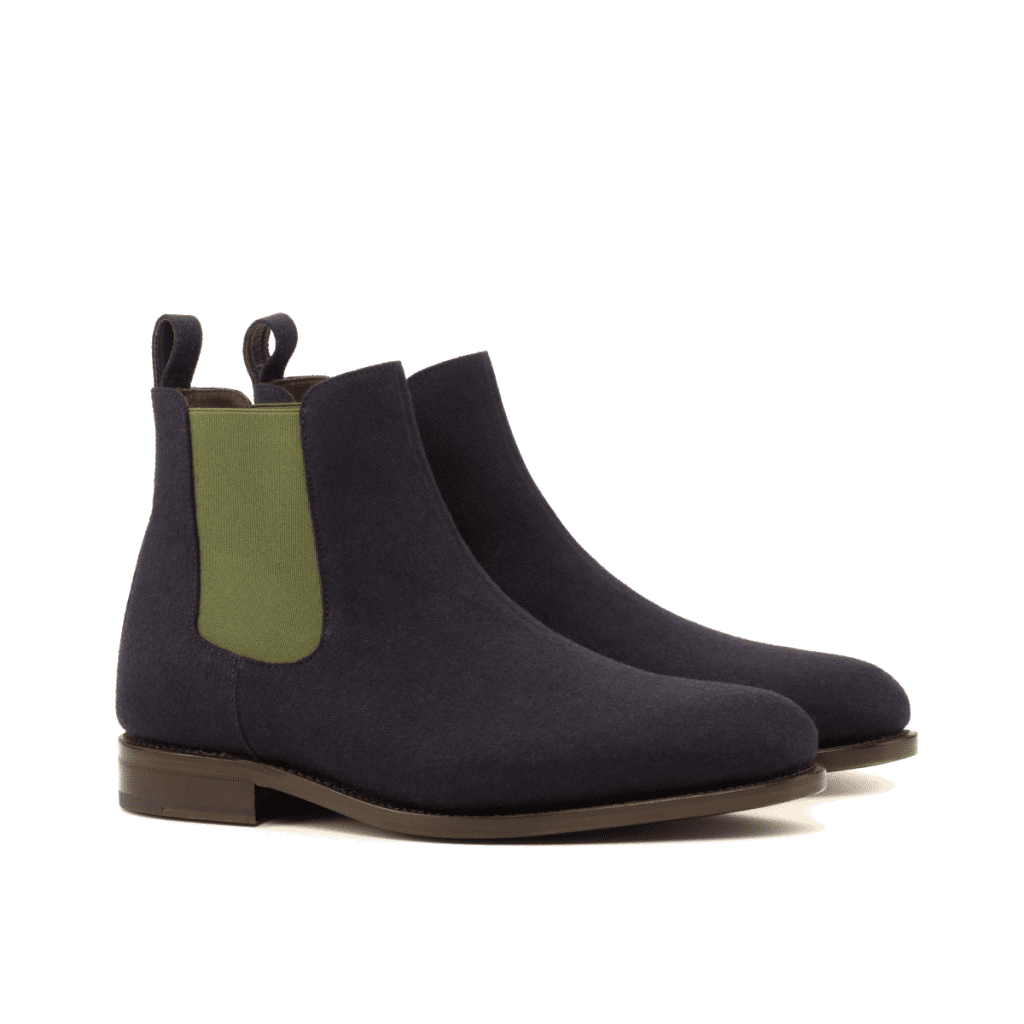 Goodyear Welted Chelsea Boot for men by Cambrillon