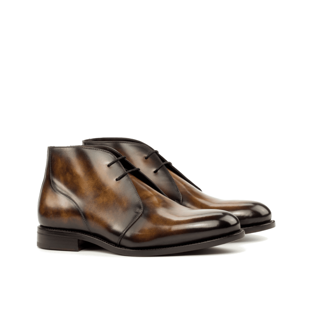Goodyear Welted Chukka Boot for men Cambrillon