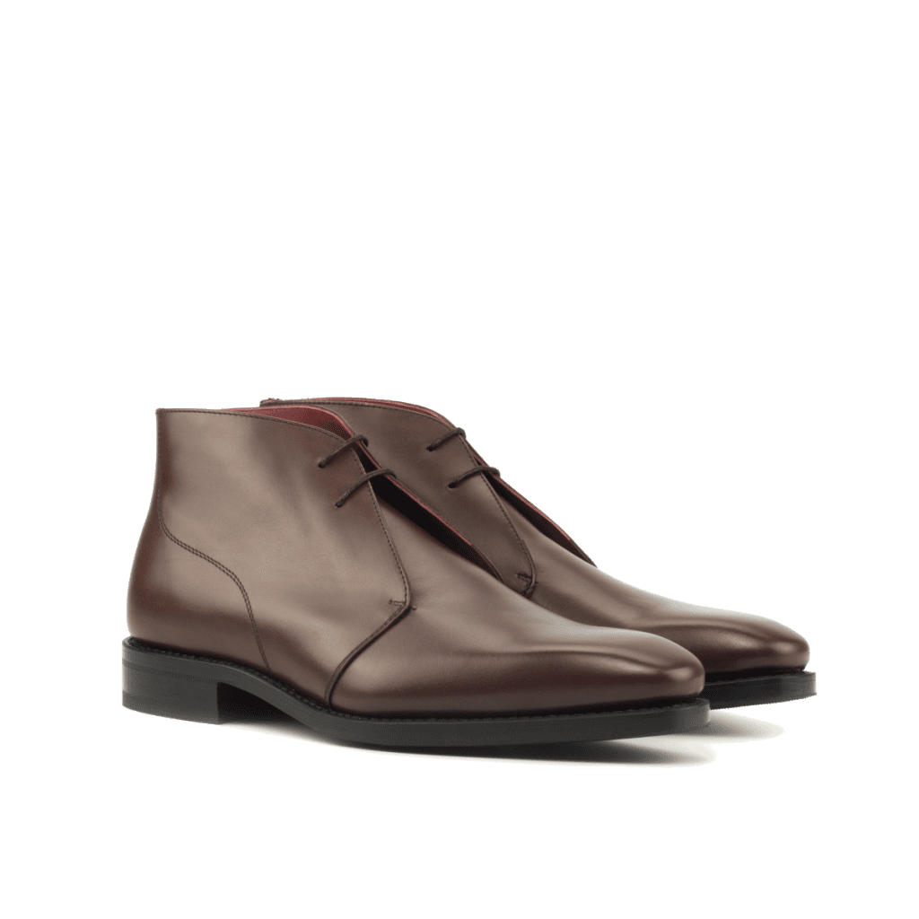 Goodyear Welted Chukka Boot for men by Cambrillon