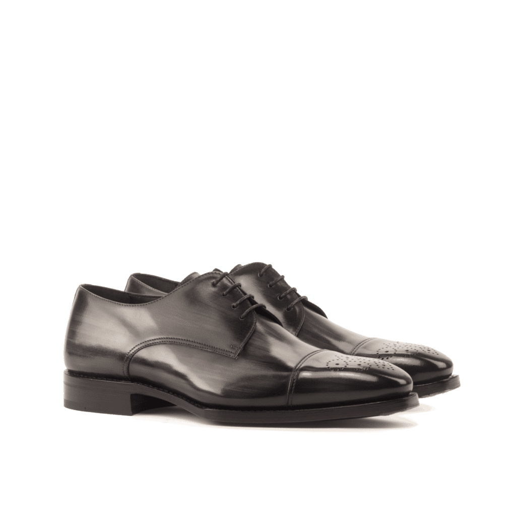 Goodyear Welted Derby shoes for men by Cambrillon
