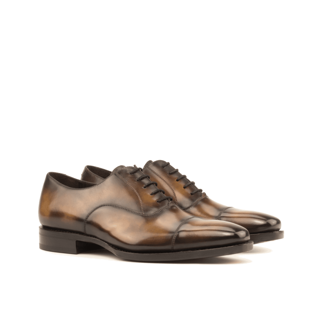 Oxford Goodyear Welted shoes for men by Cambrillon