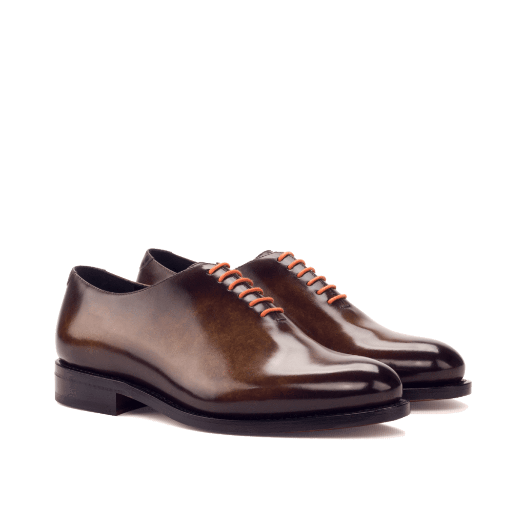 Wholecut Oxford shoes Goodyear Welted for men Cambrillon